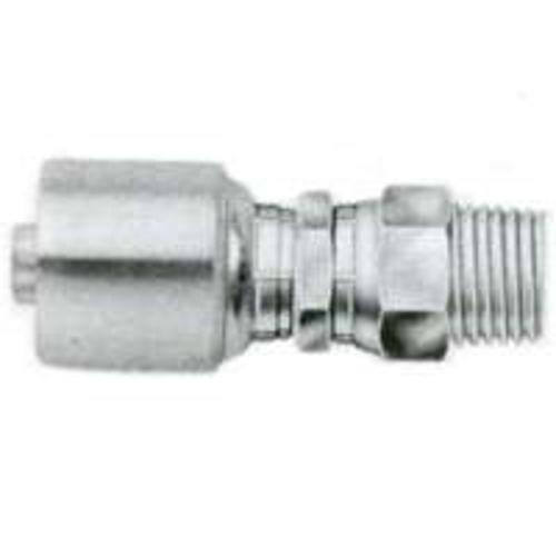 Gates G251050806 G25-Series 8G-6MPX Male Hydraulic Hose Coupling, 1/2""