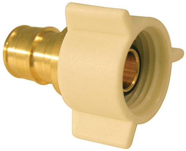 Apollo EPXFA12S Female Swivel Adapter, Brass, 1/2""