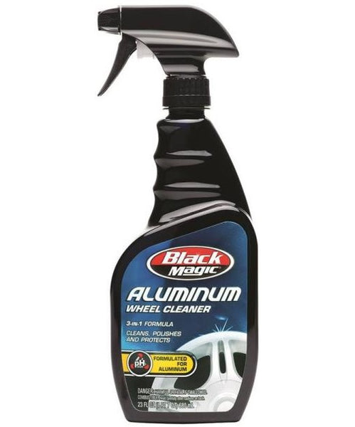 Black Magic 120004 Aluminum Wheel Cleaner, 23 Oz