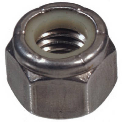 Hillman 829728 Nylon Insert Lock Nuts 1/2-13, 25 Pack