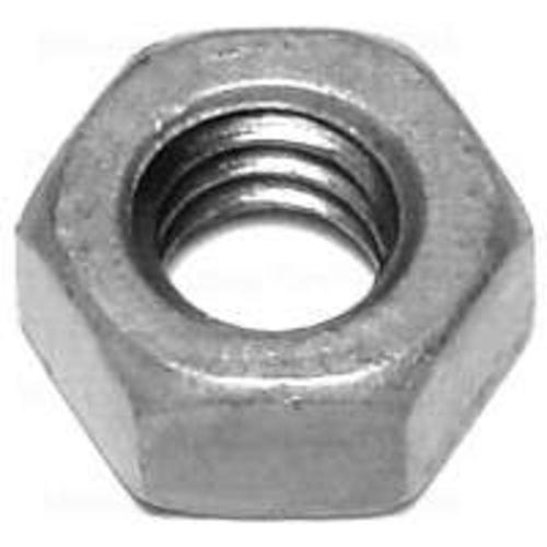 Midwest 05615 Hex Nut, 1/4-20 Glv, Tapped Oversize
