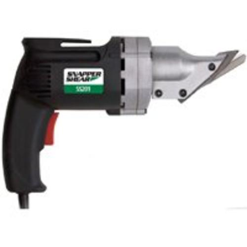 Pactool International SS201 Electric Metal Shear 18 Gauge, 4.8 Amp