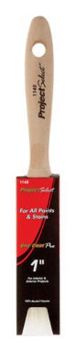 American Brush 1140-1 Project Select Pro Flat Paint Brush, 1""
