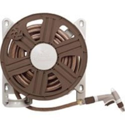 Ames 2388340 Reel Easy Side Mount Poly Hose Reel, 18""