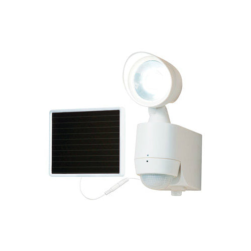 Cooper Lighting MSS1301LW All-Pro Single Head Solar Powered LED Floodlight