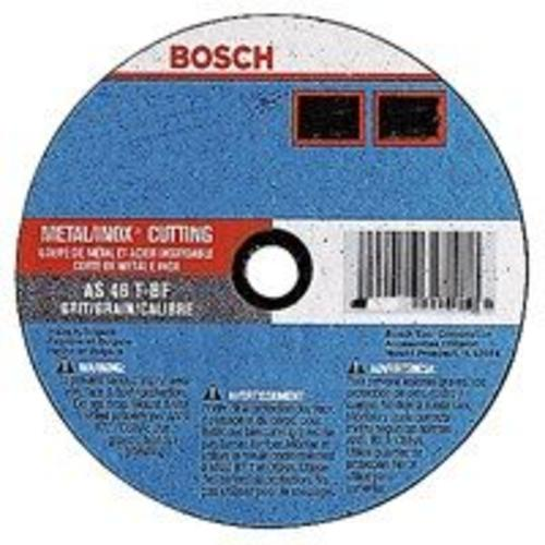 "Bosch CWDG1M415 Cut-Off Metal Wheel, 4""x.045"""