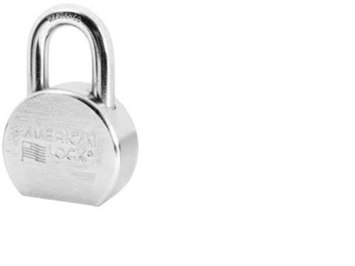 American Lock A700 Ball Bearing Locking Steel Padlock, 2-1/2""