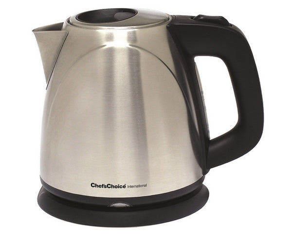 Chef's Choice 6730001 Cordless Compact Electric Kettle