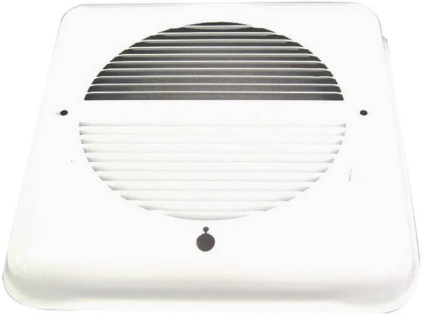 "Us Hardware V-020B Kitchen exhaust fan grill, 11"" x 11-1/8"""