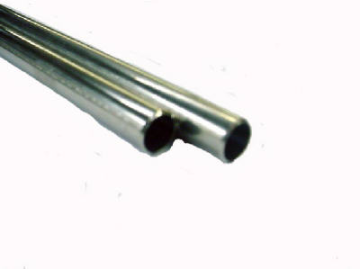"K&S 9623 Stainless Steel Tube, 1/2"" x 36"""
