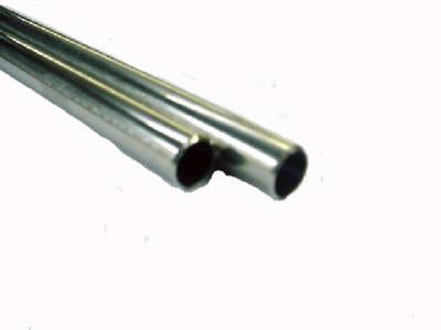 "K&S 9617 Stainless Steel Tube, 5/16"" x 36"""