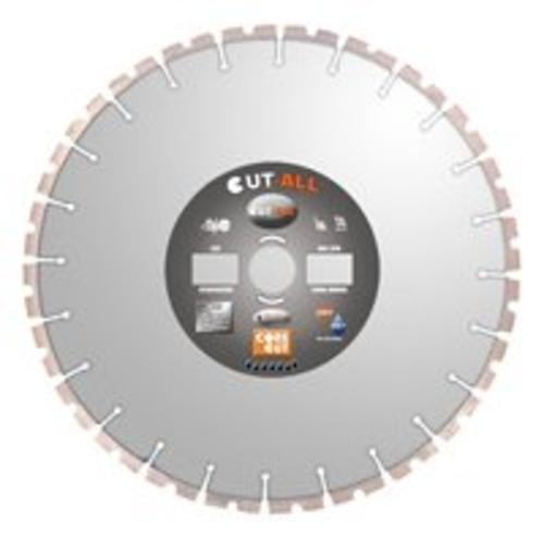 "Diamond Products 84968 Universal Segmented Blade, 14""x.125"""