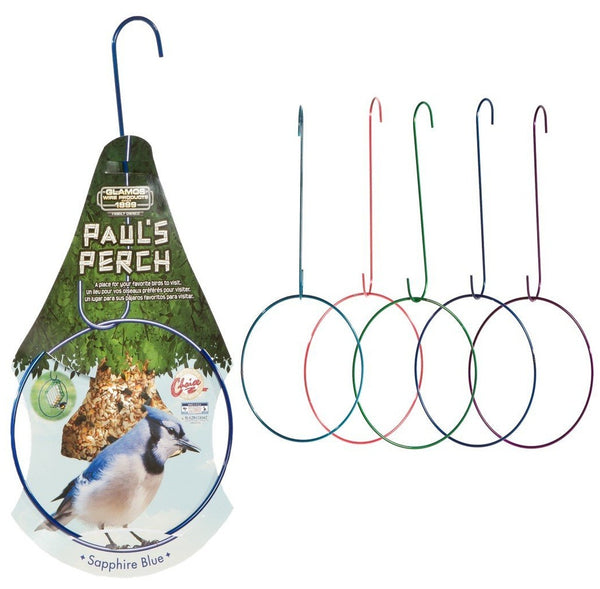 Glamos 220000 Paul's Perch Combo Blazin, Assorted Colors