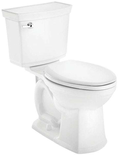 American Standard 727AA121.020 Astute Vormax Elongated Complete Toilet, White