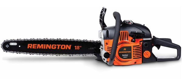 Remington RM4618 (41AY469S983) Outlaw Gas Chainsaw, 18""