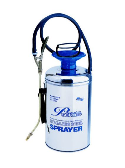 Chapin 1253 Premier Stainless Steel Sprayer, 2 Gallon