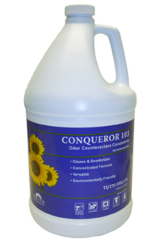 Fresh Products 1-WB-LE-F Conquer 103, Lemon Scent, 1 Gallon