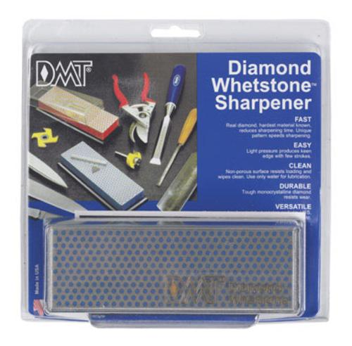 "DMT W6CP Diamond Whetstone Sharpener 6""x2""x3/4"""