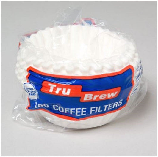 Regent Products 51-48 Round Coffee Filters, White