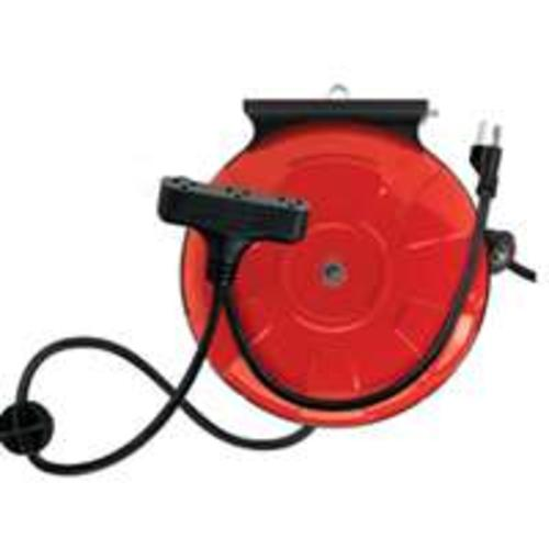 Coleman 48006 Cord Reel Powerblock, 3 Outlet