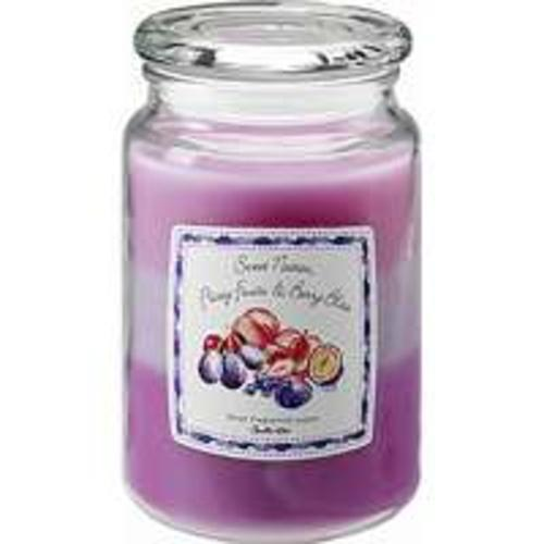Candle Lite 1481807 Jar Scented Candles, 3 Layer