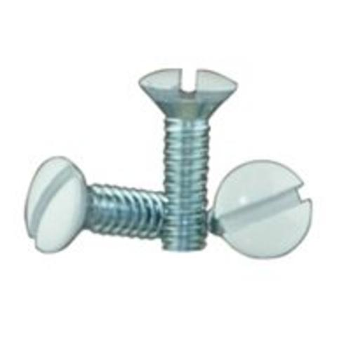 Cooper Wiring BP231W-SP Wall Plate Screws White
