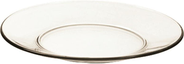 "Anchor Hocking 842F Presence 8"" Glass Luncheon Plate"