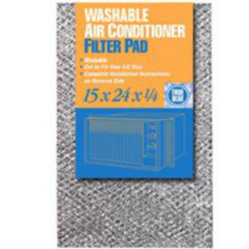 Protect Plus Air AL11524.25 Washable Air Conditioner Filters Pad