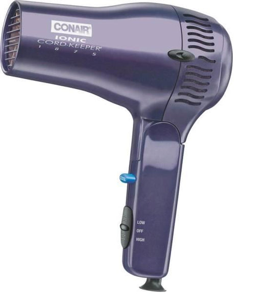 Conair 289 Ionic Condition Hair Dryer, 1875 Watts