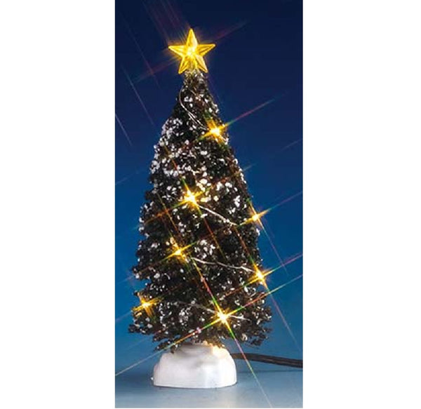 Lemax 74267 Christmas Medium Evergreen Tree, 7.09""