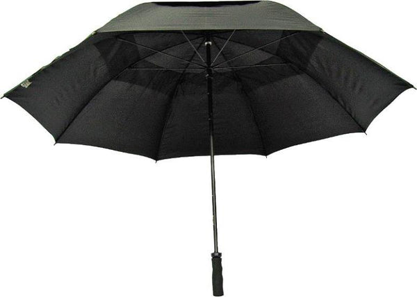 "Homebasix TF-08 Golf Umbrella, 29"", Fiberglass, Black"