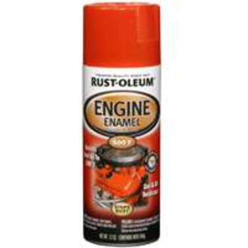 Rust-Oleum 248947 Chevy Red Orange Spray Paint, 12 Oz