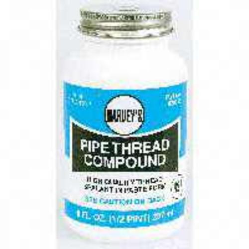 Harvey's 029048 Pipe Thread Compound, 1Pint