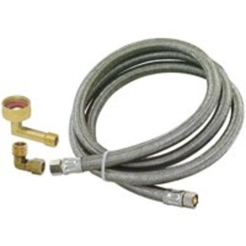 "Eastman 41045 Dishwasher Connectors 6'x3/8""x3/4"""