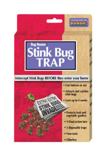 Bonide 198 Stink Bug Trap, 3/Pack