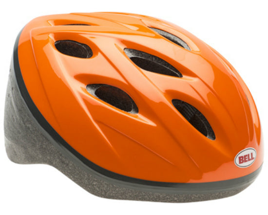 Bell 7063285 Youth Edge Helmet with 11 Vents, Orange