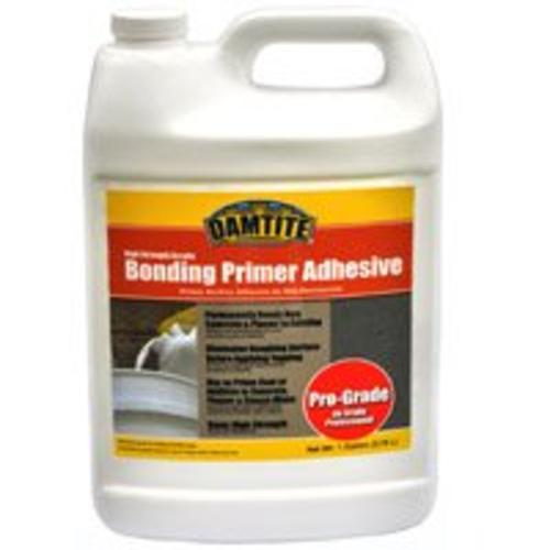 Damtite 05610 Acrylic Bonding Primer Adhesive, Gallon