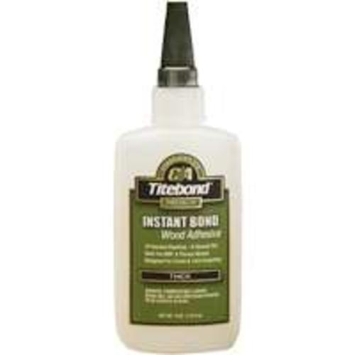 Franklin 6222 Instant Bond Wood Adhesive Thick, 4 Oz.