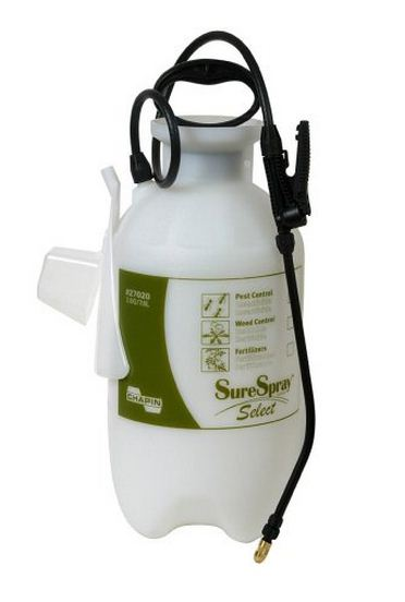 Chapin 27020 Sure Spray Select Sprayer, 2 Gallon