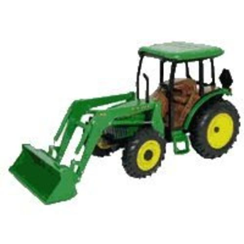 John Deere 15357N Tractor With Cab Loader