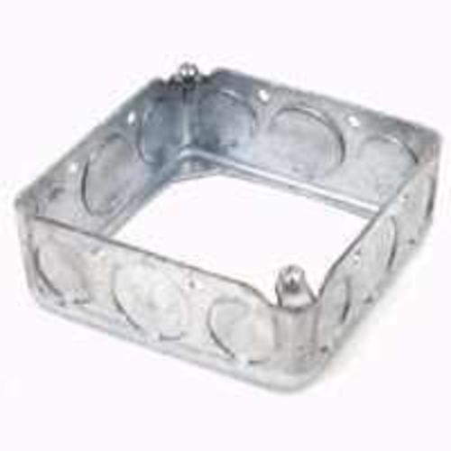 Raco 8203 Square Extension Ring, 4""