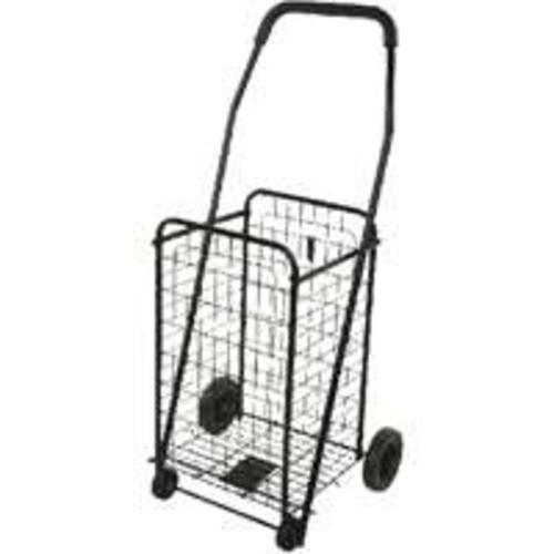 Mintcraft TPG-G80033L Shopping Cart 88 lbs, Black