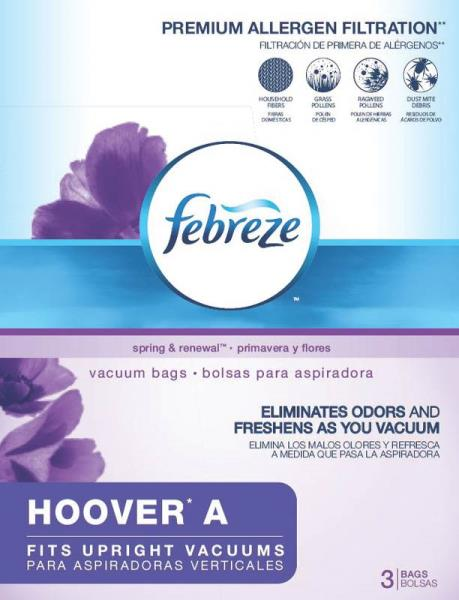 Febreze 76L71 Hoover Style A Replacement Vacuum Bag