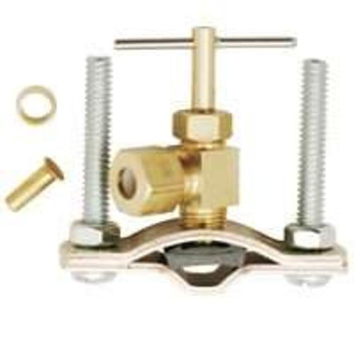 Plumb Pak PP855-2LF Low Lead Saddle Valve 1/4""