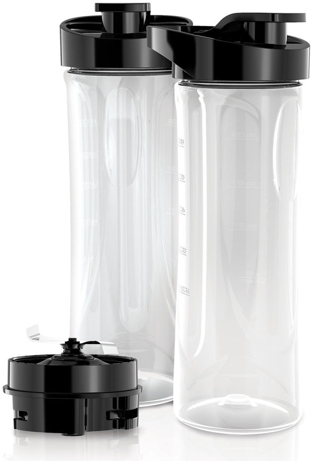 Black & Decker PBJ2000 FusionBlade Blender Jars, Clear, 2/Pack
