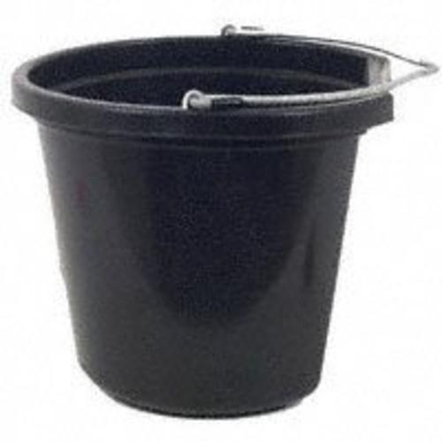 Fortex/Fortiflex FB-120GR Flat-Sided Green Bucket, 20 Quart