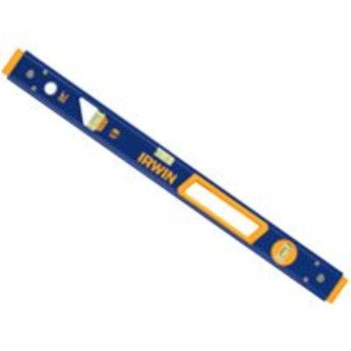 "Irwin 1794075 Box Beam Level 24"", Aluminum"