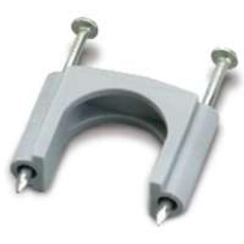 "Gardner Bender GSE-505 #6 Service Entrance Cable Staple 3/8"" - Gray"