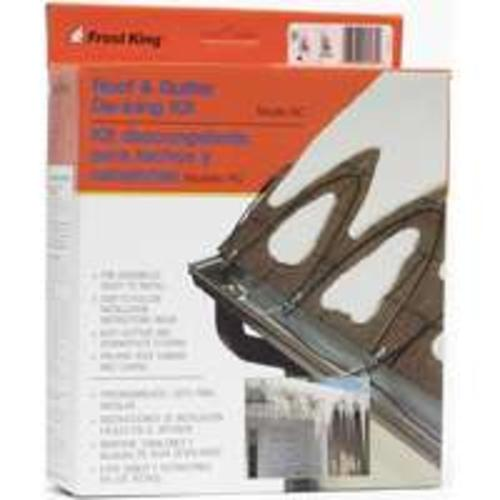Frost King RC60 Electric Roof & Gutter De-Icing Cable Kits, 60'