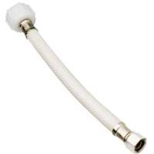 "Plumb Pak PP23872 E-Z Toilet Supply Tube, 3/8"" x 7/8"" x 20"""
